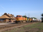 BNSF 4453 East